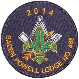 Baden Powell Lodge 488